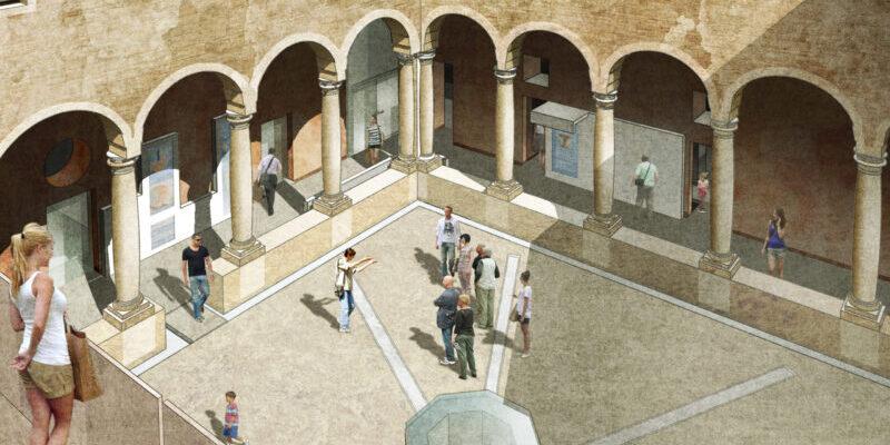 Museo Ragusa Convento